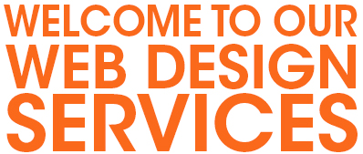 Welcome to our web design services